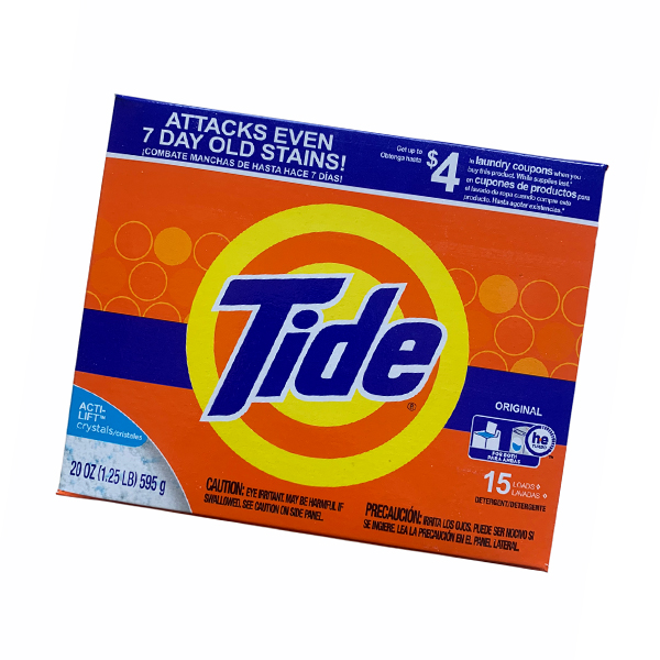 Ultra Tide Original Regular Powder