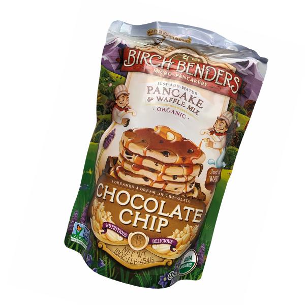 Birch Benders Pancake & Waffle Mix Chocolate Chip