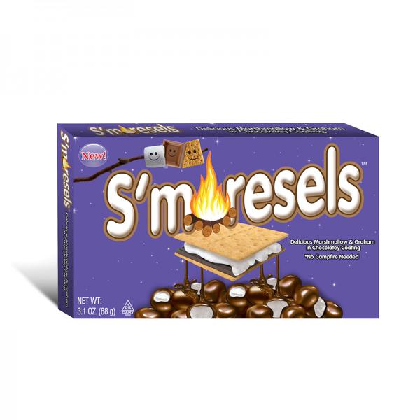 Smoresels Bites
