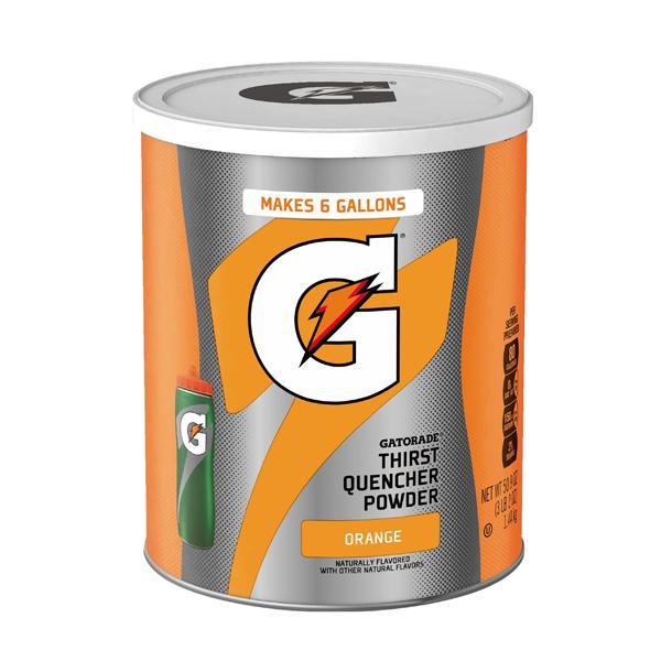 Gatorade Thirst Quencher Powder - Orange 1.44 Kg