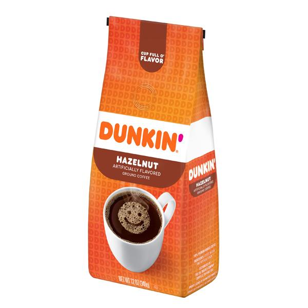Dunkin Donuts Hazelnut