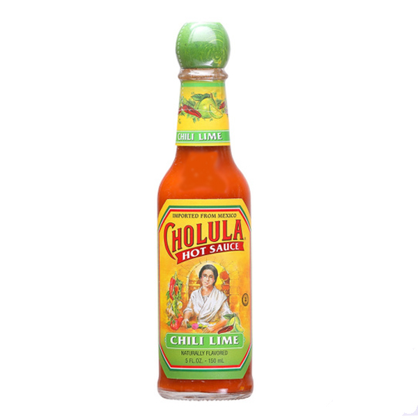 Cholula Hot Sauce Chili Lime