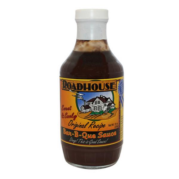 Roadhouse - BBQ Sauce  Sweet & Smoky