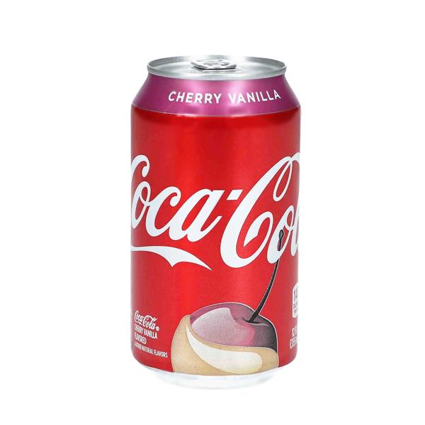 Coca Cola Cherry Vanilla - USA Ware