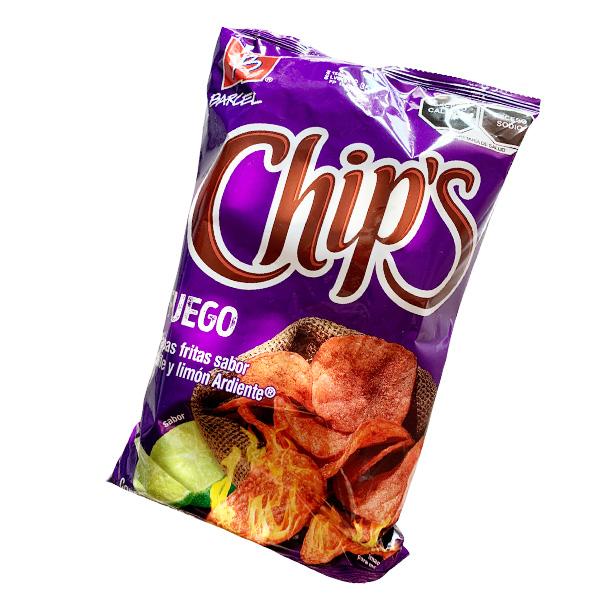 MHD 15.09.21 Barcel Chips Fuego