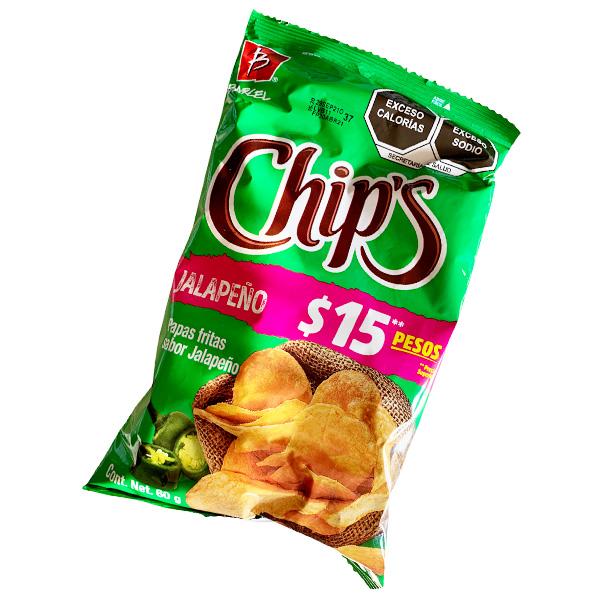 MHD 29.09.21 Barcel Chips Jalapeno