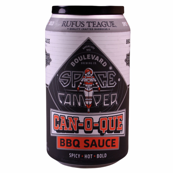 Rufus Teague Can-O-Que Space Camper BBQ Sauce