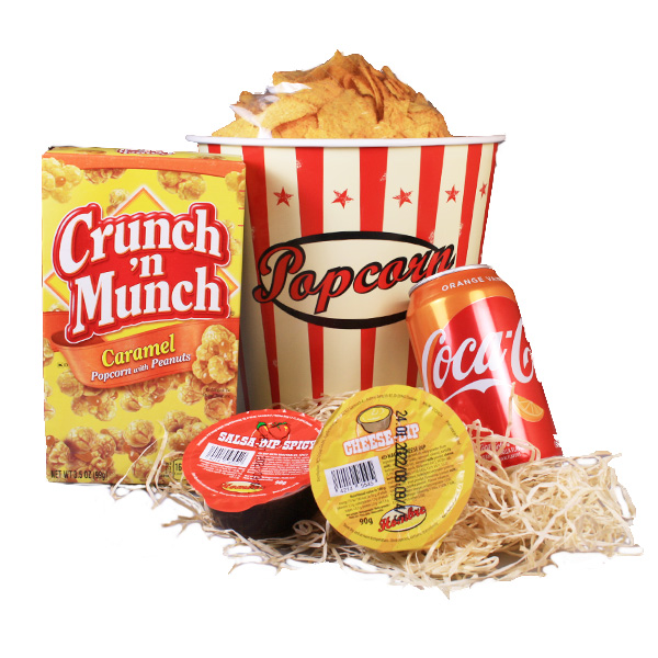 American Snack Box Movie