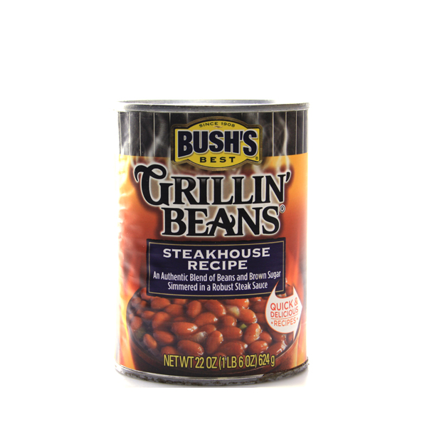 Bushs Grillin Beans Steakhouse Recipe
