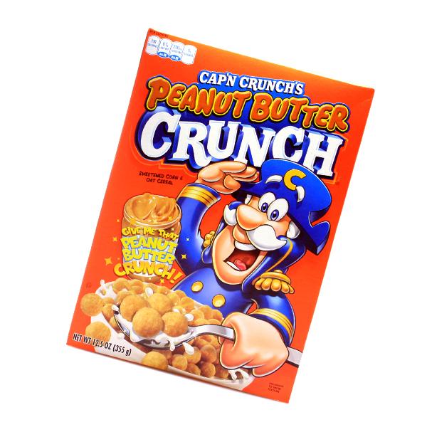 Capn Crunch Peanut Butter
