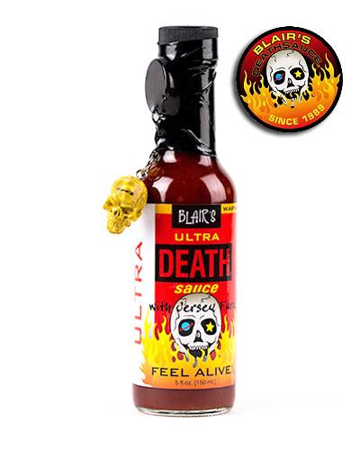 Blairs Ultra Death Sauce