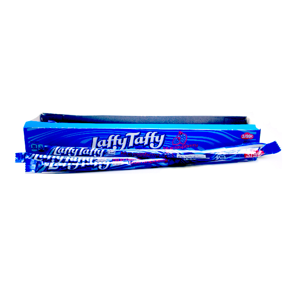 Wonka Laffy Taffy - blue raspberry 3er Pack