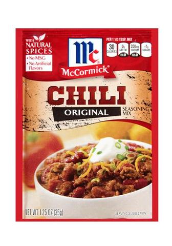 Mc Cormick Original Chili Seasoning Mix