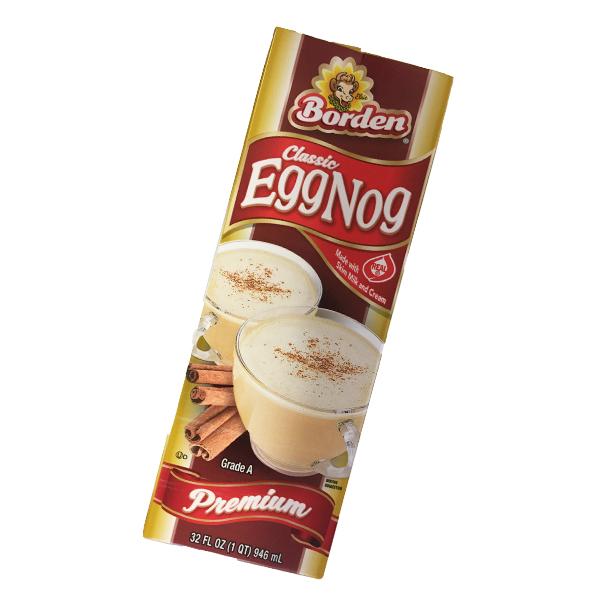Borden EggNog Premium 946 ml