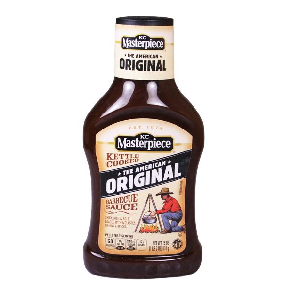 KC Masterpiece - Original BBQ Sauce