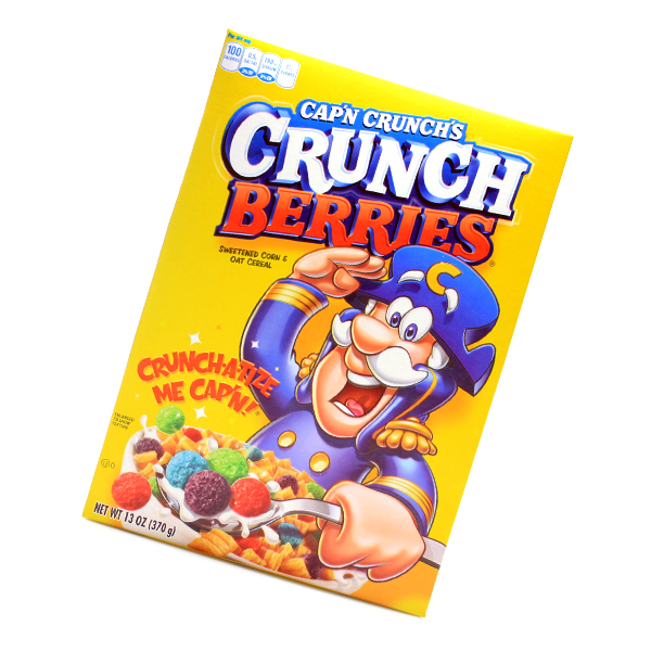 Capn Crunch Berries