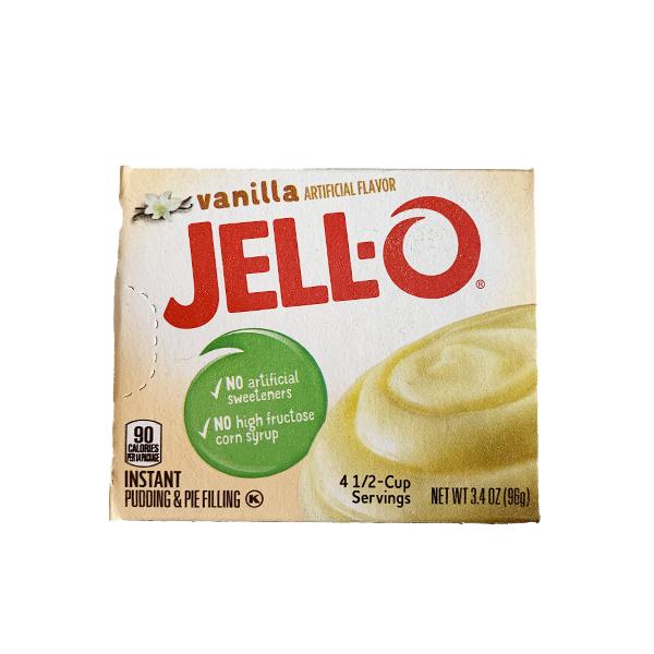 JELLO- Instant Pudding & Pie Filling Vanilla
