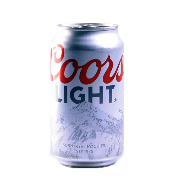 Coors Light Premium Beer Dose