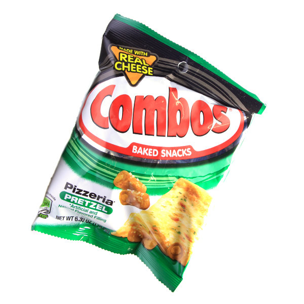 Combos Baked Snack - Pizzeria Pretzel