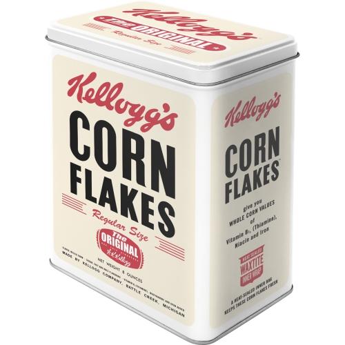 Kelloggs Frosted Flakes Blue Vorratsdose L