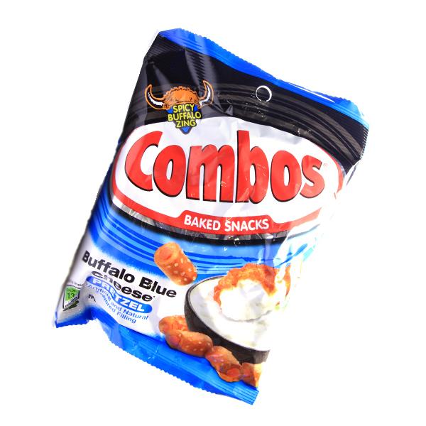 Combos Baked Snack - Buffalo Blue Cheese Pretzel