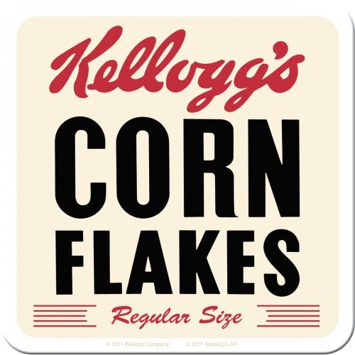 Nostalgic Art Kelloggs Cornflakes Retro Package Untersetzer
