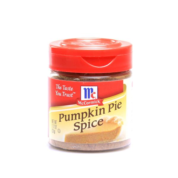 Mc Cormick Pumpkin Pie Spice