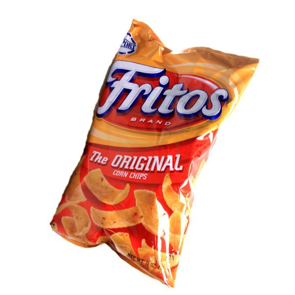 Fritos Corn Chips Original Large Pack