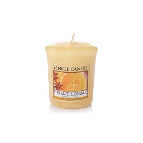 Yankee Candle Sampler Star Anise & Orange