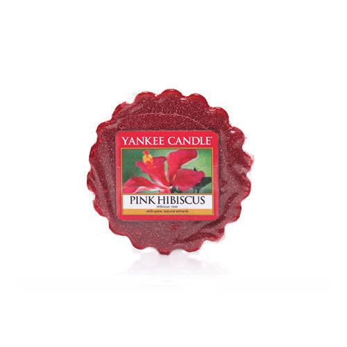 Yankee Candle Tart Pink Hibiscus
