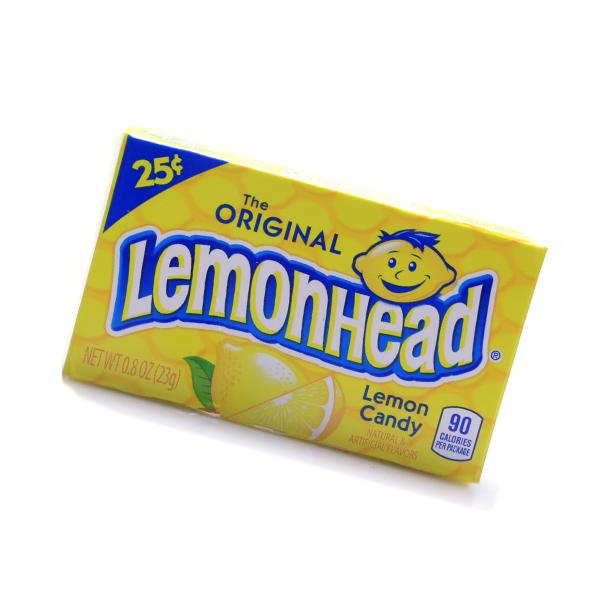 Ferrara Lemonhead Candy