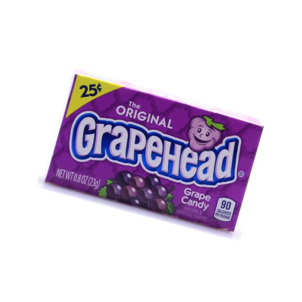Ferrara Grapehead Candy
