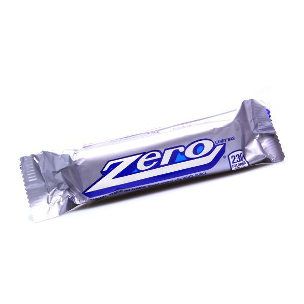 Hersheys Zero Bar