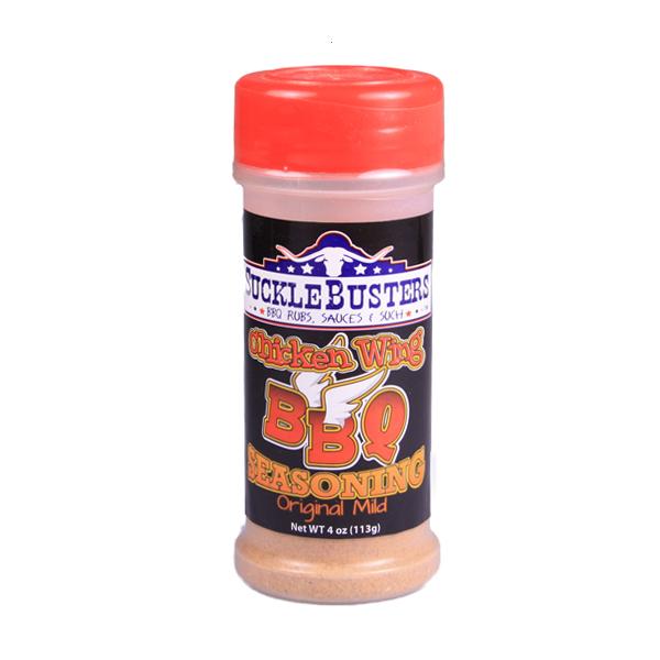 SuckleBusters Chicken Wing Seasoning