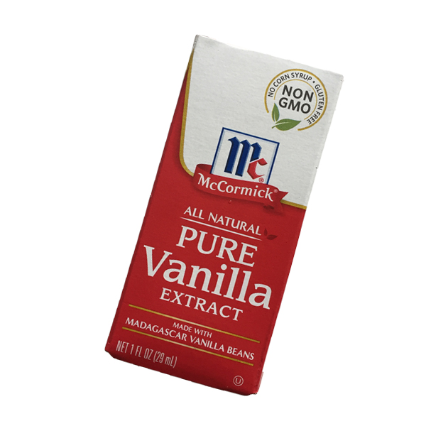 Mc Cormick Pure Vanilla Extract