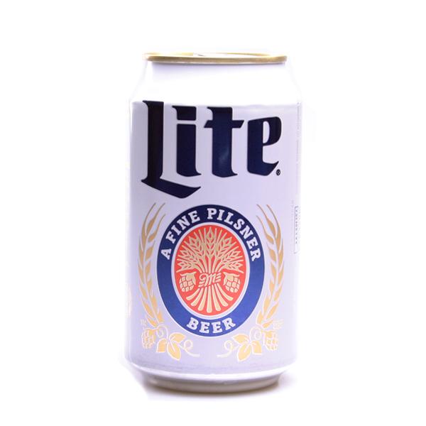 MHD 11.03.19 Miller Lite Beer Dose