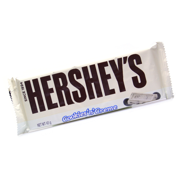Hersheys Cookiesn Creme