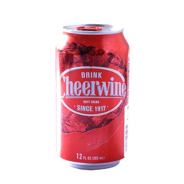 Cheerwine Soft Drink - USA Ware