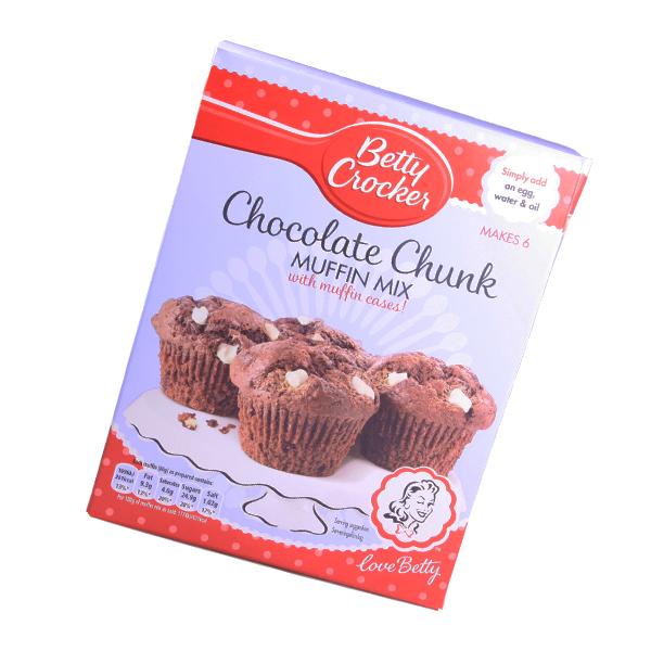 Betty Crocker Chocolate Chunk Muffin Mix