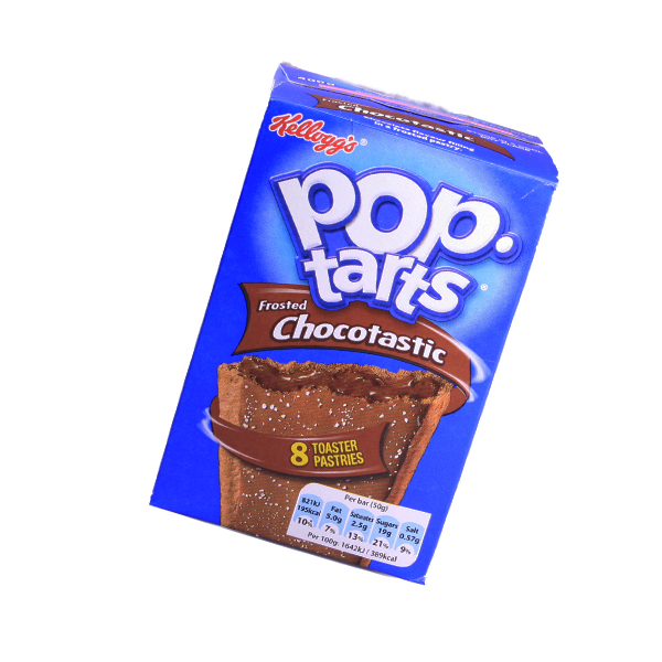 Kelloggs Pop-Tarts frosted Chocotastic