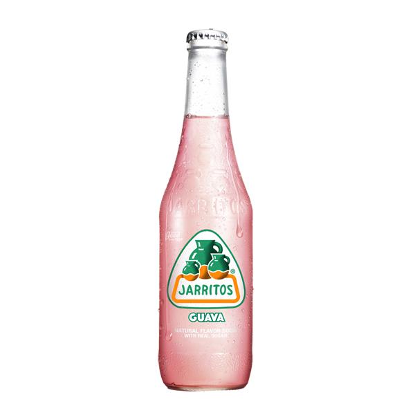 Jarritos Guava Natural Flavor Soda