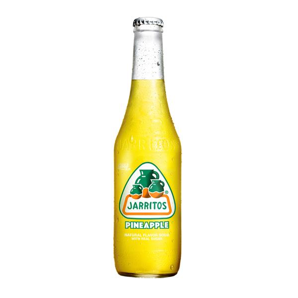 Jarritos Pineapple Natural Flavor Soda