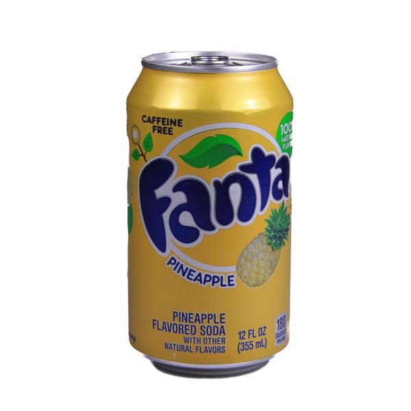 Fanta Pineapple - USA Ware