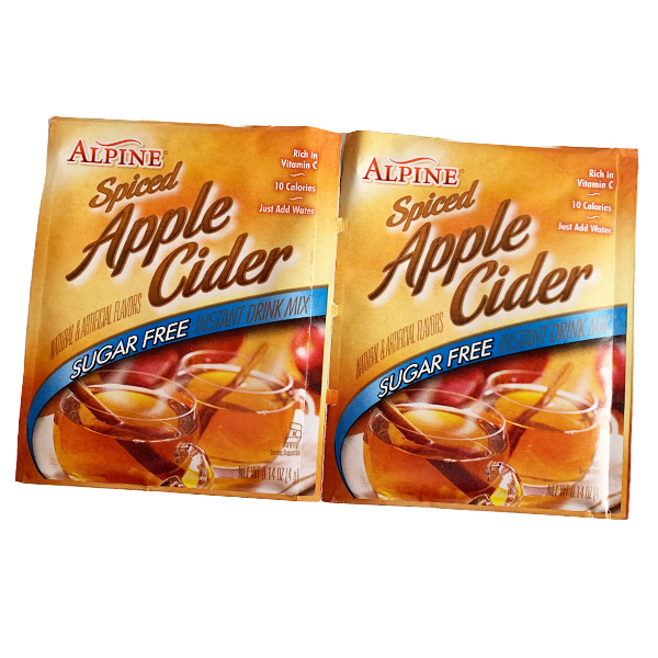 Alpine Apple Cider Instant Mix 2er Pack