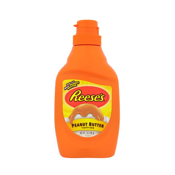 Reeses Peanut Butter Topping