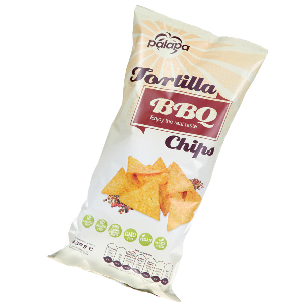 Tortilla Chips BBQ Large Pack
