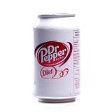 Dr Pepper Diet - 330 ml - EU Ware