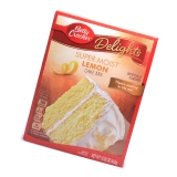 Betty Crocker SuperMoist Lemon Cake