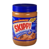 Skippy Peanut Butter Extra Crunchy Large