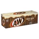 A&W Rootbeer - 12er Pack